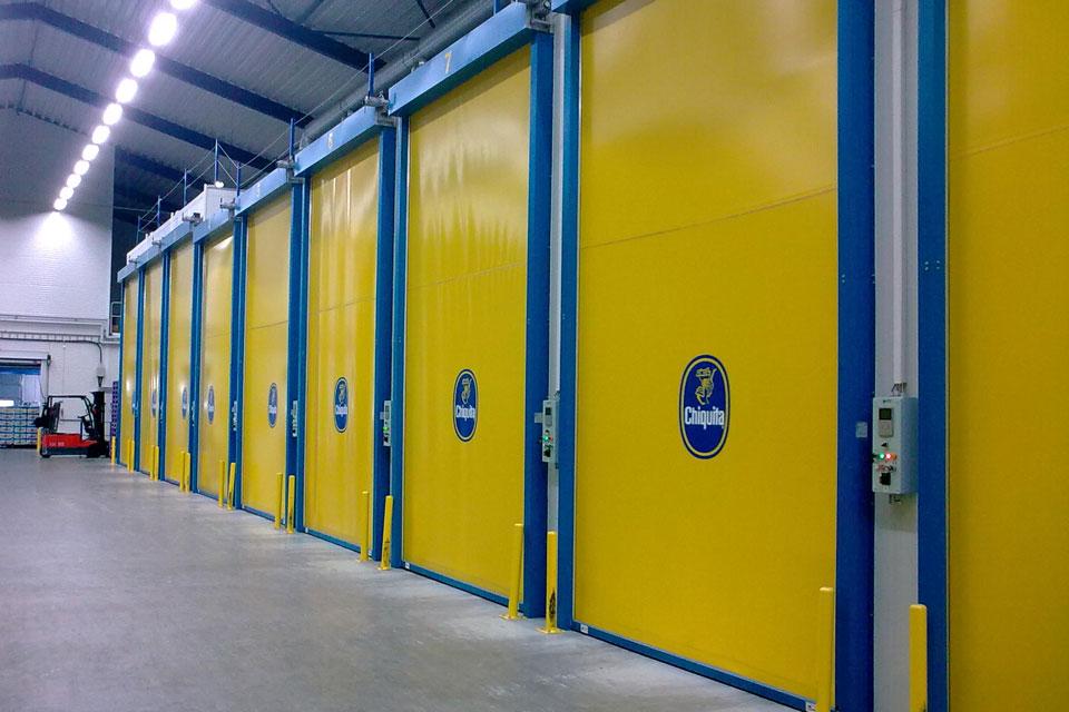 Gfd Gastight Flex Doors